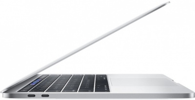 Apple MacBook Pro 13 with Touch Bar Mid 2019 MUHQ2RU/A Silver в Mobile Butik