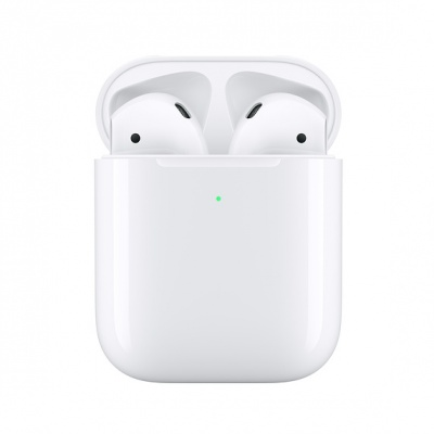 Apple AirPods 2 with Wireless Charging Case MRXJ2 в Mobile Butik